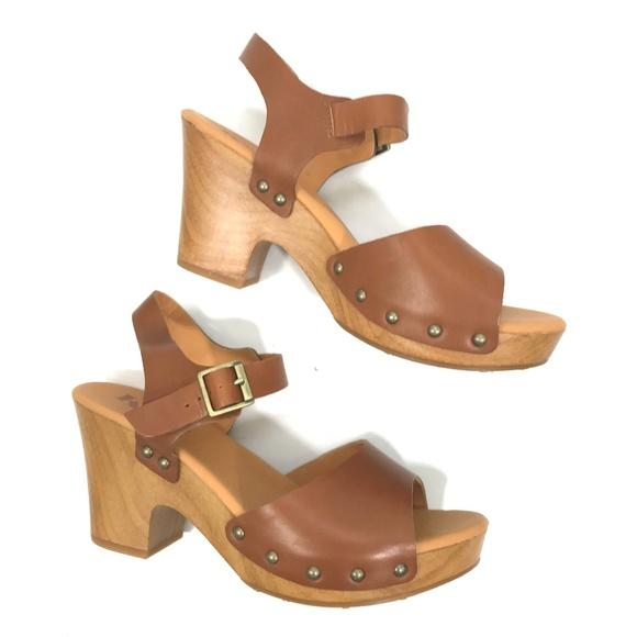 1334141b93edb Kork-Ease Shoes - Korks by Kork Ease Wooden Platform Sandals Clogs